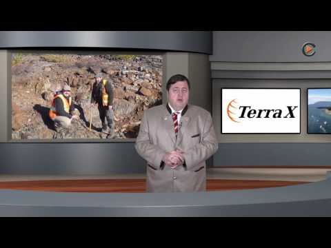 "Commodity-TV: TerraX Minerals - Drilling ""Core Area"" Towards First Resource Estimate"