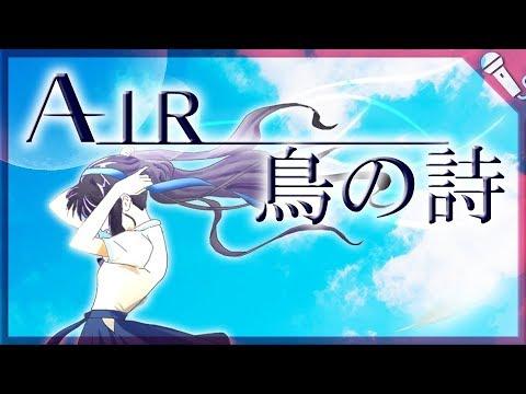 【歌ってみた】鳥の詩/Lia 『AIR』 (09月16日 18:45 / 6 users)