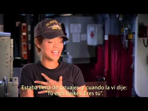 BATTLESHIP - Entrevista con Rihanna