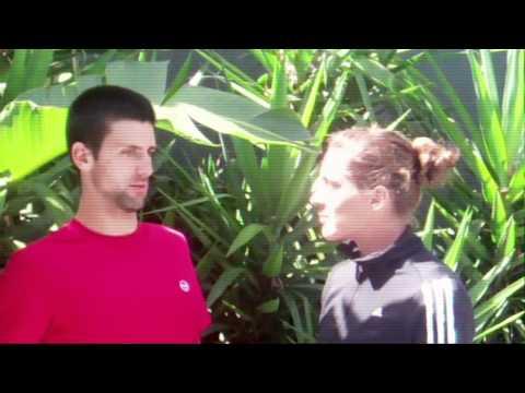 Petkorazzi - Der Videoblog von Andrea Petkovic - Australian Open Petkorazzistyle