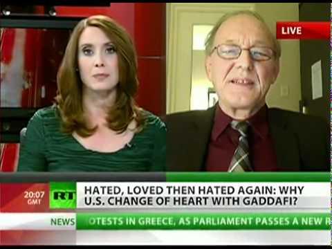 Chossudovsky: Killing of Gaddafi and NATO's Money-Driven Wars of Conquest