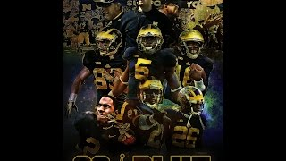 Michigan Football Team137: Forged For Greatness
