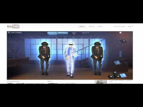 Michael Jackson Experience Homepage
