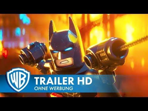 THE LEGO BATMAN MOVIE - Trailer #4 Deutsch HD German (2017)