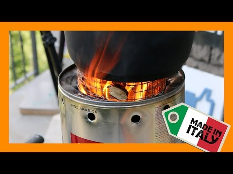 ♻ How To Make A Wood Gas Stove - Large Portable Woodgas ♻