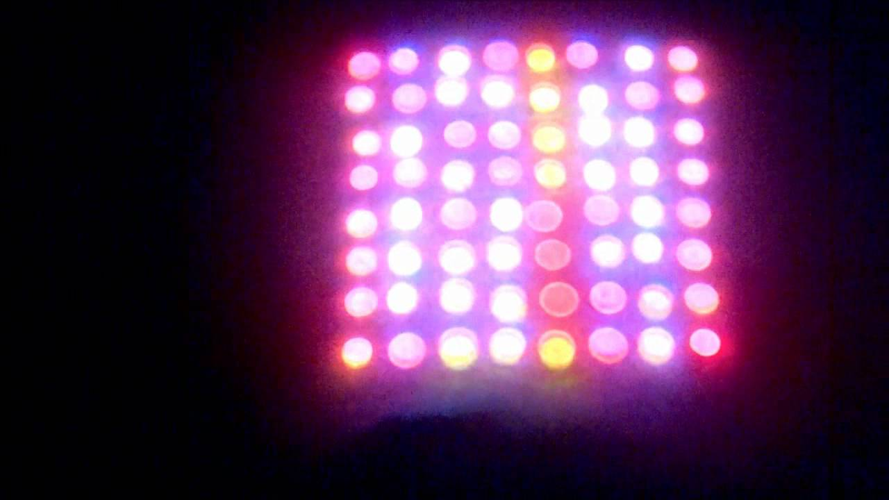 8x8 RGB LED Matrix for Arduino - Vetco Electronics