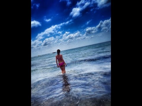 Анапа. Черное море. Смотреть Лучшие пляжи России. Песчаные пляжи.  Черное море 2015 смотреть онлайн