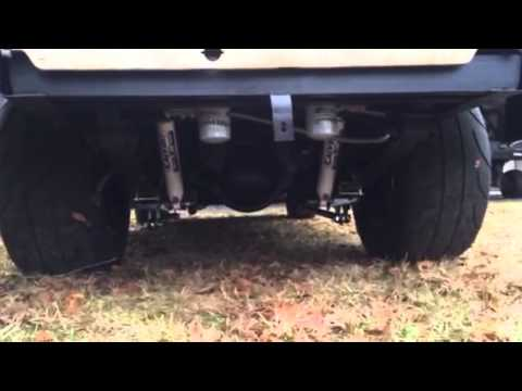 How To Install Replace Rear Drum Brakes Chevy S-10 GMC S-15 92-03