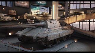 World Of Tanks Blitz German Mediums (e50m & leopard 1) Compilation 8k Dmg