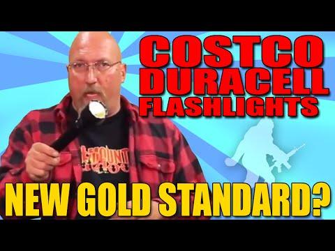Costco: Duracell Durabeam Ultra Flashlight Shootout