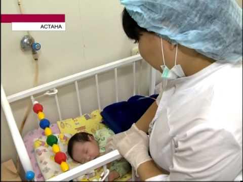 В Астане увеличивается количество брошенных детей