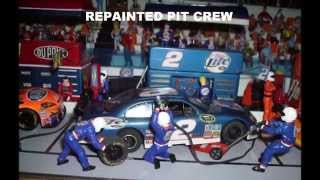 The most realistic NASCAR 1:32 slot car track St-Hubert Speedway