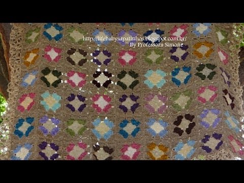 Patchwork passo a passo
