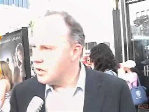 David Yates At Harry Potter And The Order Of The Phoenix US Premiere