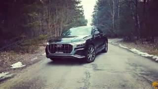 Audi Q8 Cars 4 Business