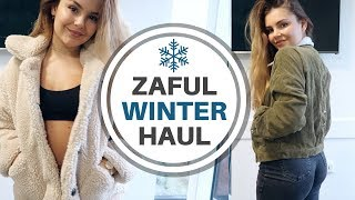 ZAFUL | Winter Haul 2018 | Jackets, Coats, Everyday Wear