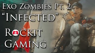 "Exo Zombies Pt. 2 ""Infected"" Music Video - RockitGaming - Advanced Warfare Exo Zombie Song"