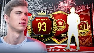FIFA 19: PLATZ 93 DER WELT FUT CHAMPIONS TOP 100 REWARDS! 😍🔥