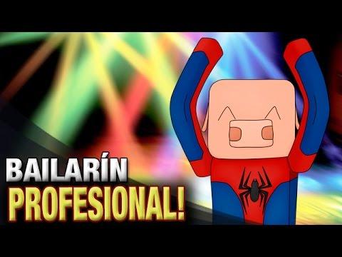 BAILARÍN PROFESIONAL | MINECRAFT