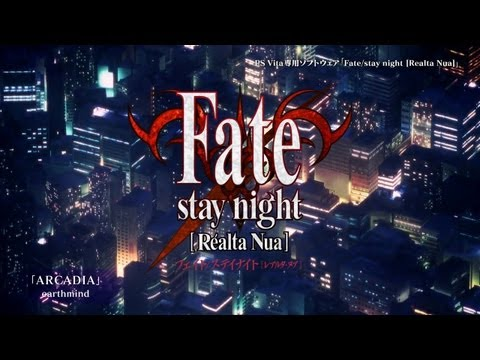 Fate/stay night Realta Nua PS Vita Trailer