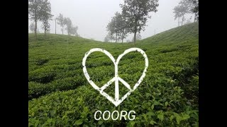 COORG TRAVEL VIDEO|| Madikeri || Raja Seat || Home Stay || Shot on Phone