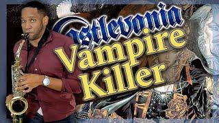Castlevania - Vampire Killer [🎷Sax Cover Story📖]   subversiveasset