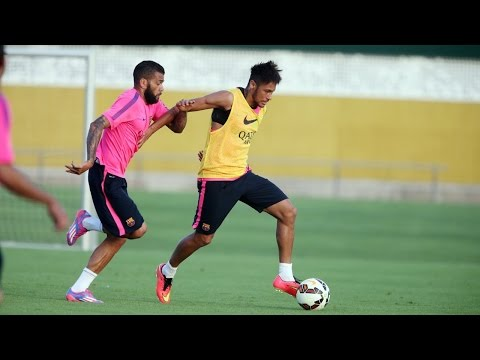 Training session 13/08/14 (afternoon)