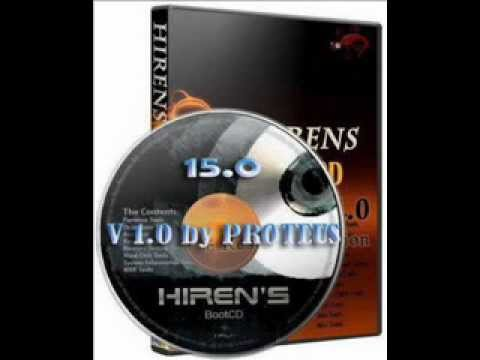 DOWNLOAD FREE Hirens' Boot DVD 15.0 Restored Edition V 1.0 by PROTEUS FULL