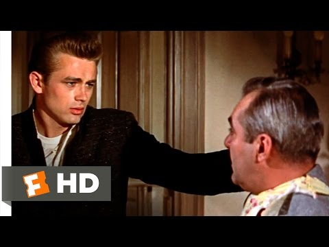 Rebel Without A Cause (1955) - Disappointing Parents Scene (6/10) | Movieclips