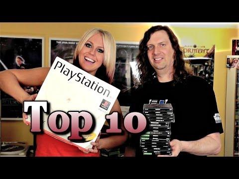 Top 10 PS1 / Playstation Games