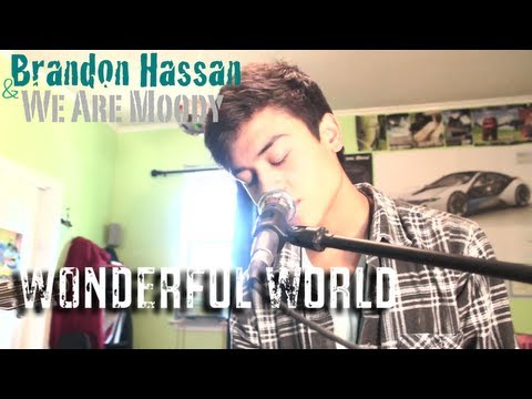 Wonderful World - Brandon Hassan & We Are Moody