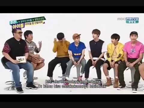 BTS Weekly Idol INDO SUB