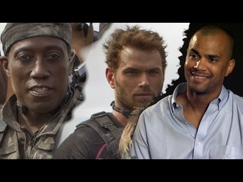 WESLEY SNIPES & KELLAN LUTZ on