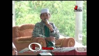 Pengajian Lucu KH. Anwar Zahid Halal Bihalal bersama KAPSUL Slungkep Kayen Pati 12 Juli 2016