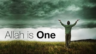 Allah Is The One [Powerful Spoken Word]