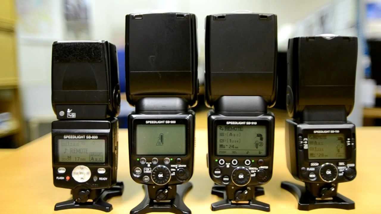 Nikon Sb-700 vs Sb-800 Power Sb-800 vs Sb-700 Sb-900 vs