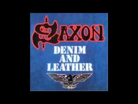 Saxon - Denim & Leather