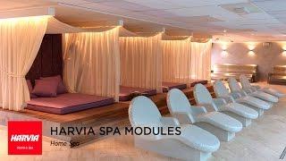 Harvia Spa Modules