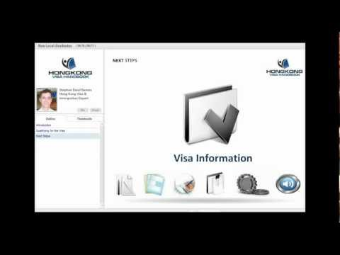 Preparing a Hong Kong Non-Local Graduates Employment Visa Application