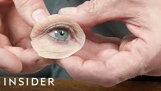 How Facial Prosthetics Bring Art And Design Together
