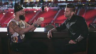 Was Enzo Amore really kicked off a WWE tour bus? (WWE Network Exclusive)