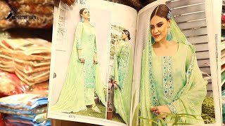 Eid Collection 2018/Exclusive Indian original Dresses At Wholesale Price