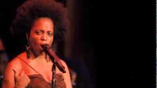 Rhonda Ross Performs Stevie Wonder's