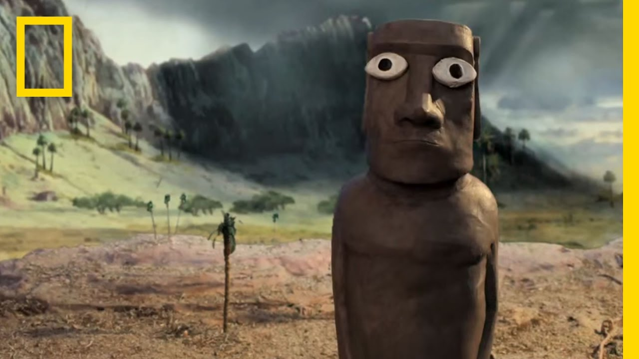 How Did They Move The Easter Island Heads