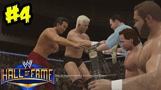 WWE 2K16 - Hall Of Fame Showcase - Lucha por el WCW Tag Team Championship Dustin Rhodes
