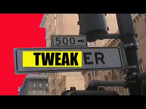 Tweaker Bitch video