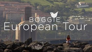 BOGGIE: European Tour 2015
