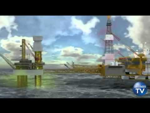 Animation Shows Gas Leak In North Sea: An Explosion Waiting To Happen?