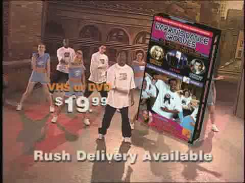 Darrin's Dance Grooves - As Seen On TV