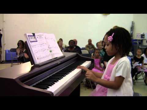 ANCONA SCHOOL PIANO RECITAL, June 2012